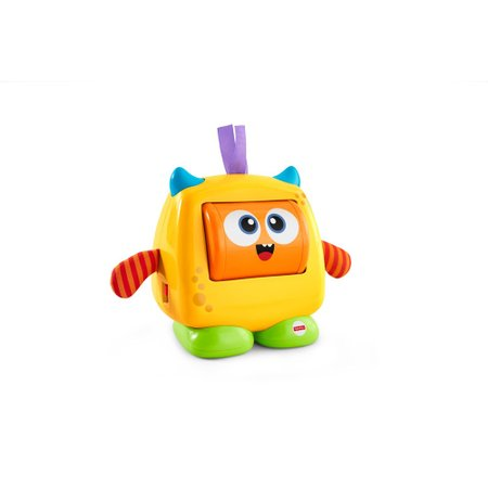 Fisher Price Monstro Carinha Surpresa - Mattel