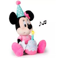 Pelúcia Minnie Happy Birthday - Multikids