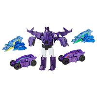 Transformers Combiner Force Robots in Disguise Equipe Galvatronus - Hasbro