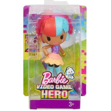 Barbie em um Mundo de Video Game Mini Pixels Maia - Mattel
