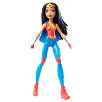 DC Super Hero Girls Treinamento Wonder Woman - Mattel