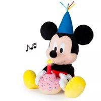 Pelúcia Mickey Happy Birthday - Multikids