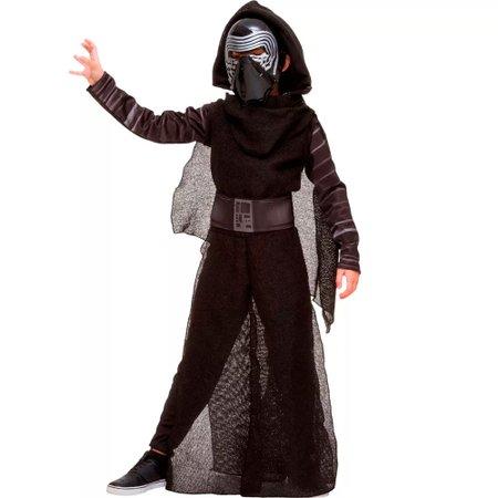 Fantasia Longa Star Wars Kylo Ren - Rubies