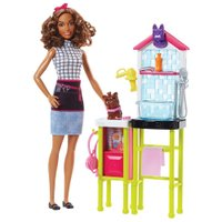 Barbie Profissões Estilista de Bichinhos - Mattel