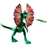 Jurassic World Figura Articulada Dilophosaurus - Mattel