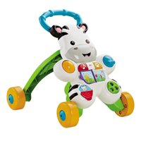 Fisher Price Apoiador Zebra - Mattel