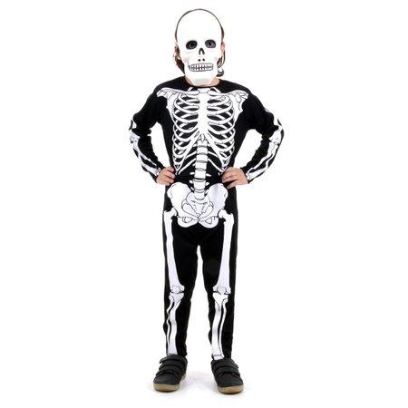 Fantasia Esqueleto Glow  - Sulamericana