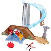 Aviões Pista Resgate na Cachoeira - Mattel
