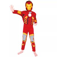 Fantasia Deluxe Homem de Ferro - Rubies