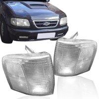 Lanterna Dianteira Pisca Chevrolet S10 Blazer Cristal Lado Direito
