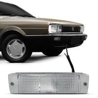 Lanterna Dianteira Pisca Volkswagen Quantum Santana GLS 1987 a 1990 Cristal Lado Esquerdo