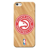 Capa de Celular NBA - Iphone 5C - Atlanta Hawks - B01