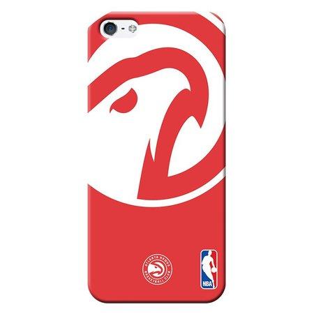 Capa de Celular NBA - Iphone 5C - Atlanta Hawks - D01