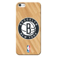 Capa de Celular NBA - Iphone 5C - Brooklyn Nets - B03