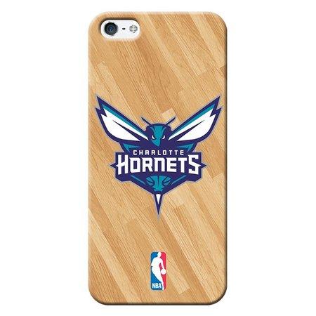 Capa de Celular NBA - Iphone 5C - Charlotte Hornets - B04