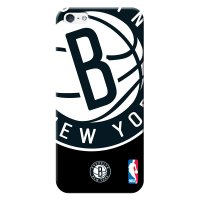 Capa de Celular NBA - Iphone 5C - Brooklyn Nets - D03