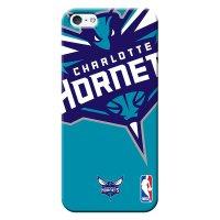 Capa de Celular NBA - Iphone 5C - Charlotte Hornets - D04