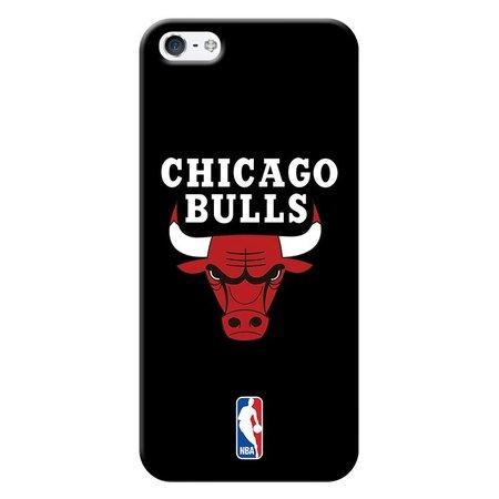 Capa de Celular NBA - Iphone 5C - Chicago Bulls - A05