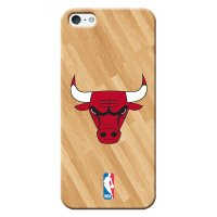 Capa de Celular NBA - Iphone 5C - Chicago Bulls - B05