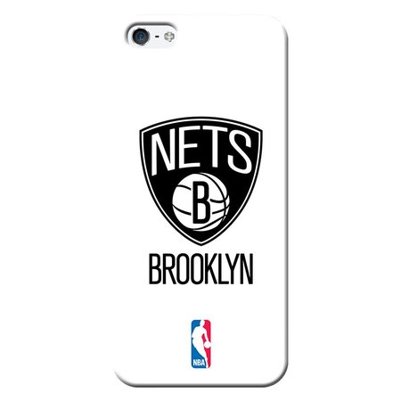 Capa de Celular NBA - Iphone 5C - Brooklyn Nets - A03