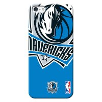Capa de Celular NBA - Iphone 5C - Dallas Mavericks - D07