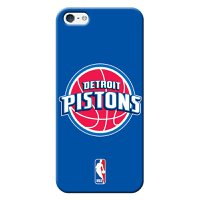 Capa de Celular NBA - Iphone 5C - Detroit Pistons - A09