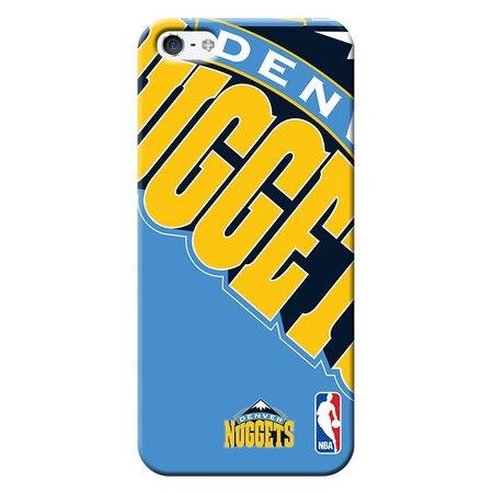 Capa de Celular NBA - Iphone 5C - Denver Nuggets - D08
