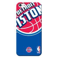 Capa de Celular NBA - Iphone 5C - Detroit Pistons - D09
