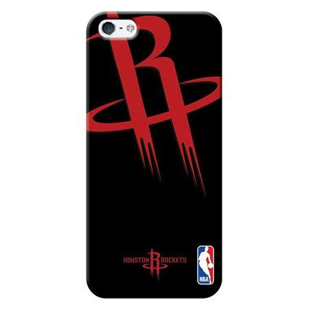 Capa de Celular NBA - Iphone 5C - Houston Rockets - D11