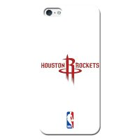 Capa de Celular NBA - Iphone 5C - Houston Rockets - A13