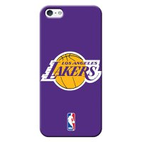 Capa de Celular NBA - Iphone 5C - Los Angeles Lakers - A16