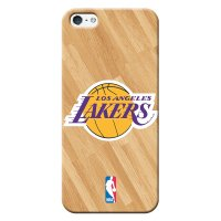 Capa de Celular NBA - Iphone 5C - Los Angeles Lakers - B16