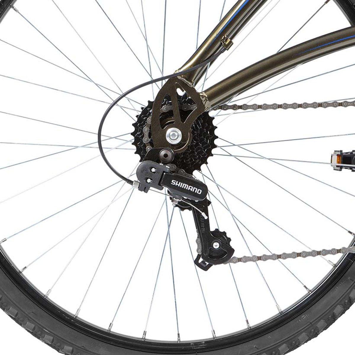 1220b3eeb Bicicleta Aro 26 - 21 Marchas 400 Lazer Verde - Caloi - Colombo