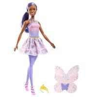 Barbie Dreamtopia Fada Cabelo Lilás - Mattel