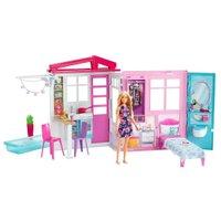 Casa Glam com Boneca Barbie - Mattel