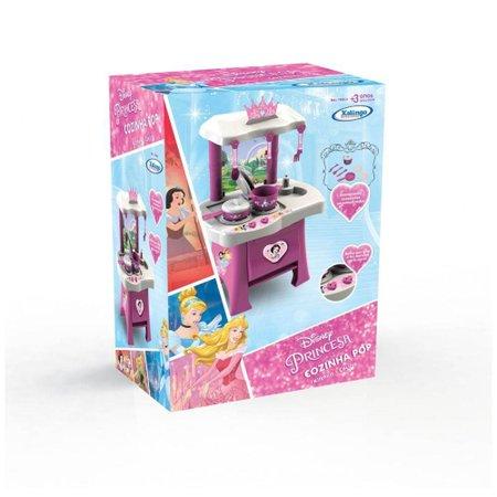 Cozinha Pop Princesas Disney - Xalingo