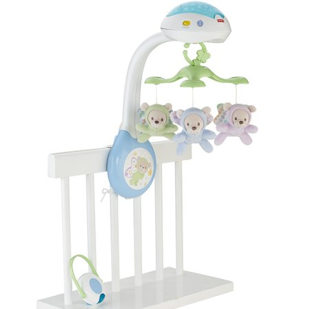 Disney Super Móbile Ursinhos Fofinhos 3 em 1 - Mattel