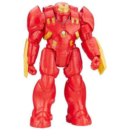 Boneco Avengers Hulkbuster Titan Hero - Hasbro