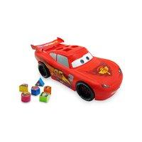 Carrinho Disney Carros Mcqueen Didático Plástico - Toyng