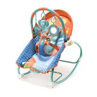 Cadeira De Balanço Para Bebês 0-20 Kg Elefante Multikids Baby - BB363