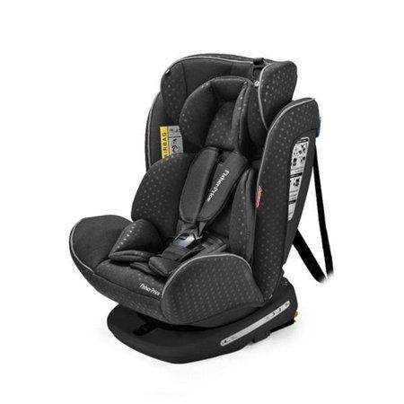 Cadeira Para Automóveis Fisher Price Easy 360 Fix 0-36 Kgs (0,I,Ii,Iii) Preta Multikids Baby - BB573