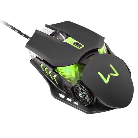 Mouse 3200 Dpi Warrior - MO267
