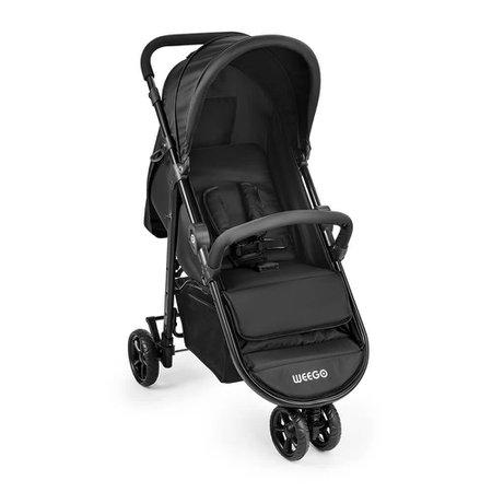 Carrinho de bebê Jogger 3 Rodas Weego Preto - 4018