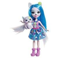 Enchantimals Boneca e Bichinho Winsley e Trooper - Mattel