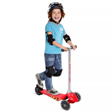 Skatenet Junior Vermelho - Bandeirante