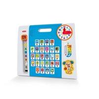 Fisher Price Aprender e Brincar Aprendendo o ABC - Mattel