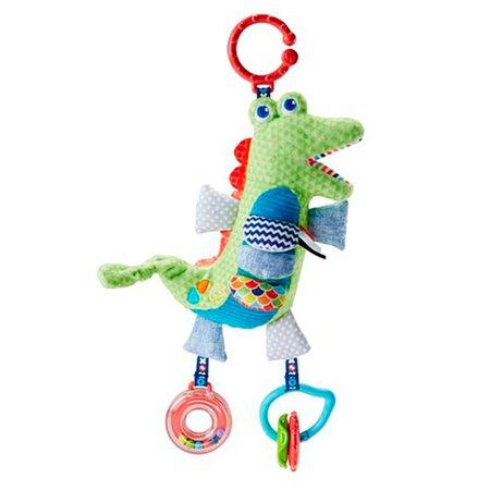 Fisher Price Animais Fofinhos Crocodilo de Atividades - Mattel