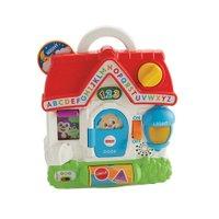Fisher Price Aprender e Brincar Cachorrinho Entretido - Mattel