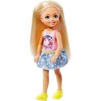 Barbie Club Chelsea Unicórnio - Mattel