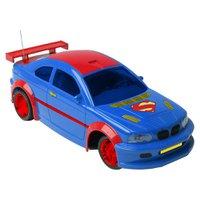 Carro Controle Remoto 3 Funções Liga da Justiça Superman - Candide